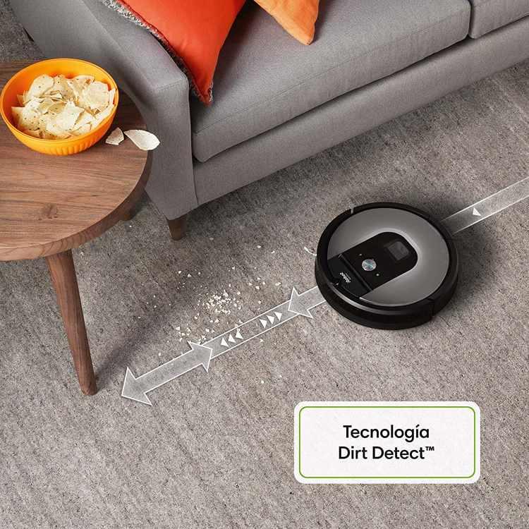 iRobot Roomba Dirt Detect