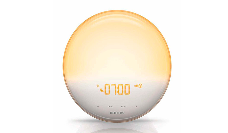 Despertador Philips Wake Up Light