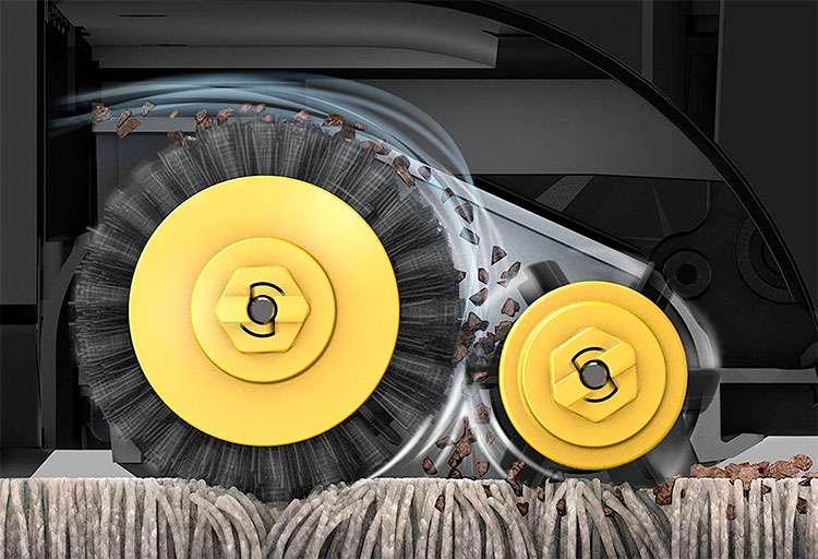 Roomba 605 cepillos multisuperficie