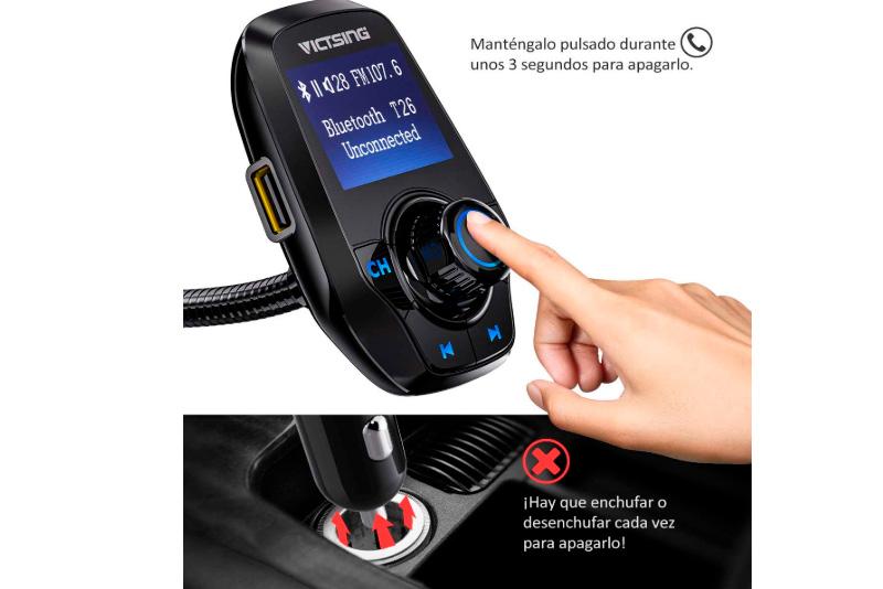 Manos libres Bluetooth VICTSING