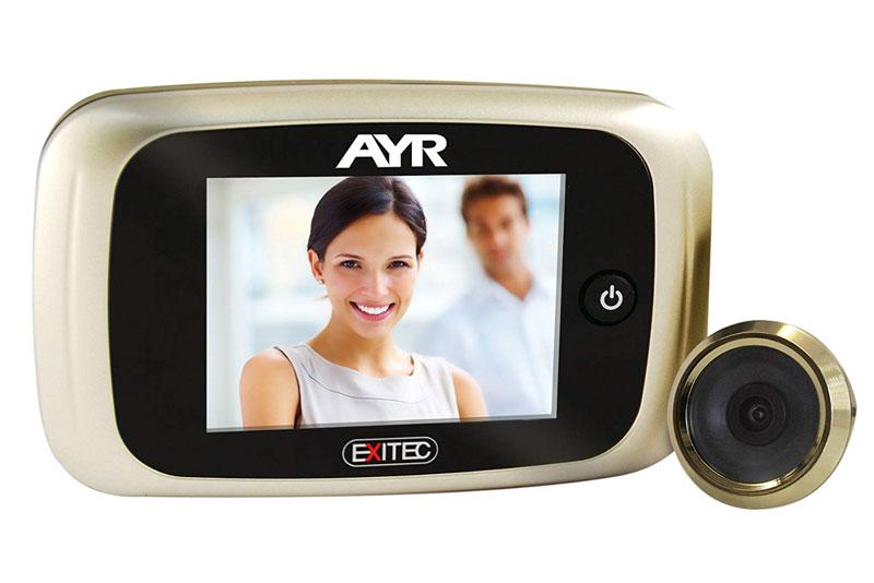Mirilla digital con mejor calidad precio AYR 753