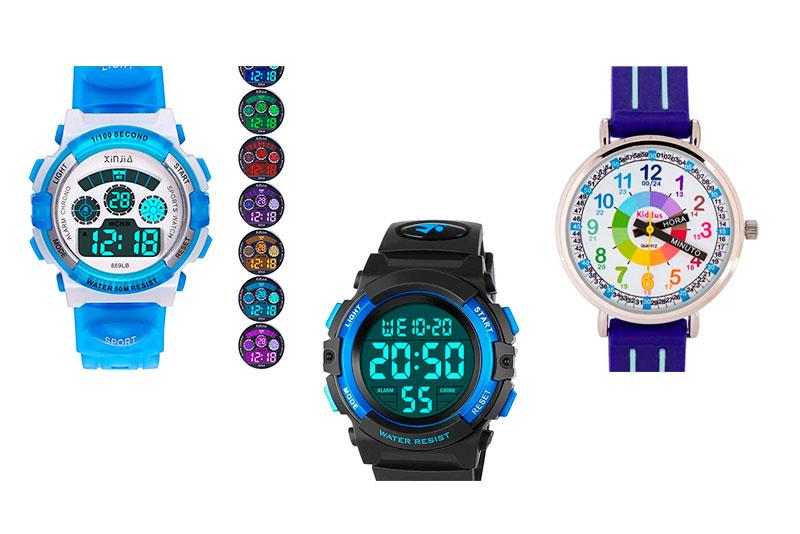 Los mejores relojes para niños