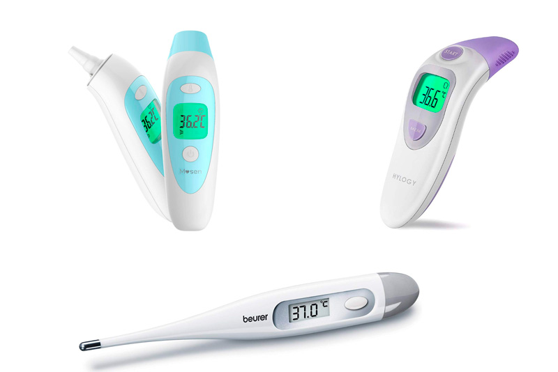 Mejores termómetros digitales