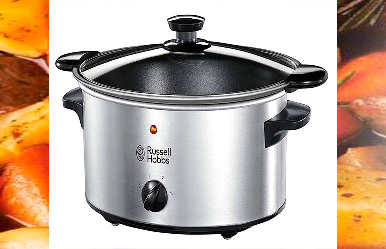 Olla cocción lenta Russell Hobbs 22740-56
