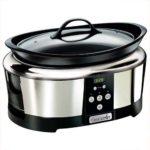 Olla de cocción lenta digital Crock-Pot SCCPBPP605