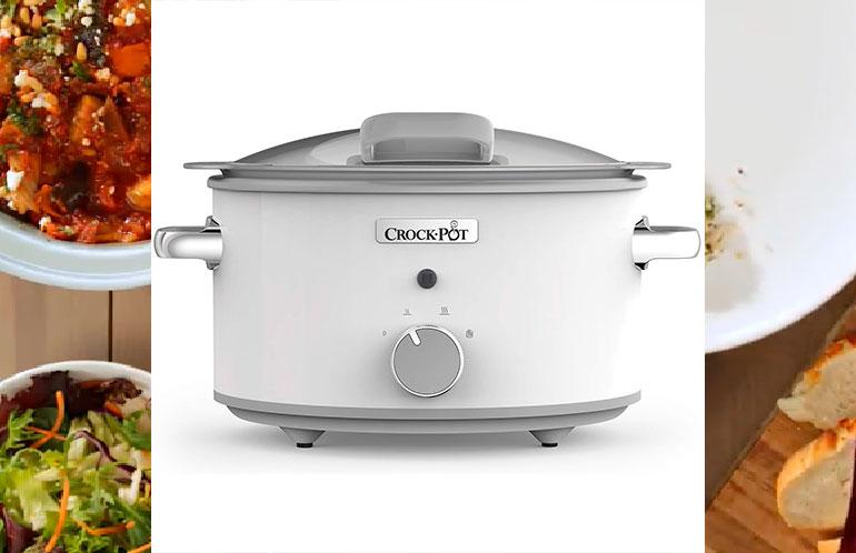 Olla Cocción Lenta Crock-pot Duraceramic CSC038X