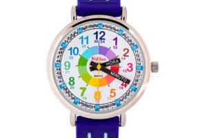 Reloj para aprender a leer la hora analógico
